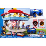 Spin Master Paw Patrol, Look-out Playset, vehículo y figura, Muñecos PAW Patrol , Look-out Playset, vehículo y figura, Niño/niña, 3 año(s), Vehículo incluido, LR44, Pilas incluidas, De plástico