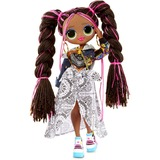 MGA Entertainment OMG Remix Doll- Honey Bun, Muñecos L.O.L. Surprise! OMG Remix Doll- Honey Bun, Muñeca fashion, Niño/niña, 4 año(s)