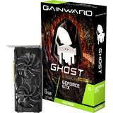 Gainward 471056224-1396 tarjeta gráfica NVIDIA GeForce GTX 1660 SUPER 6 GB GDDR6 GeForce GTX 1660 SUPER, 6 GB, GDDR6, 192 bit, 7680 x 4320 Pixeles, PCI Express x16 3.0