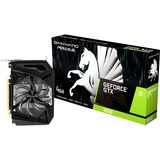 Gainward 471056224-1853 NVIDIA GeForce GTX 1650 4 GB GDDR6, Tarjeta gráfica GeForce GTX 1650, 4 GB, GDDR6, 128 bit, 7680 x 4320 Pixeles, PCI Express x16 3.0