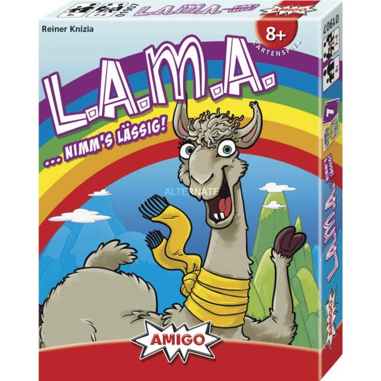 AMI01907, Juegos de cartas