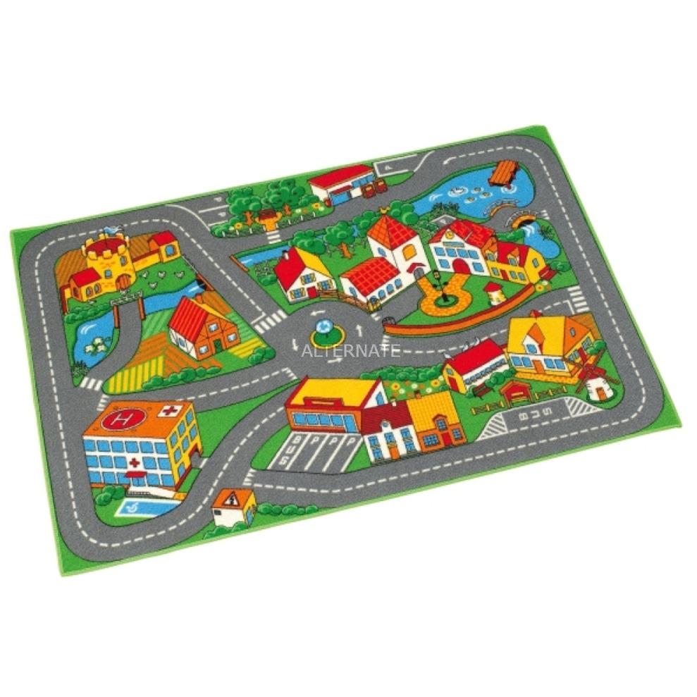 30901266 Multicolor Rectangular alfombra y estera para zona infantil