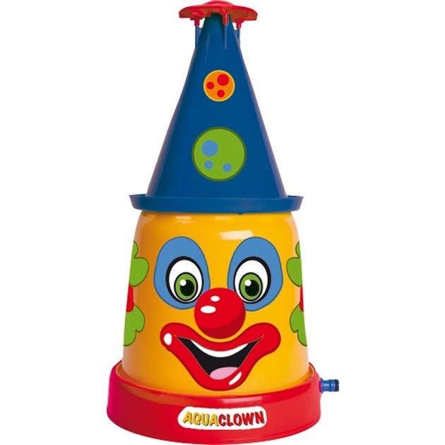 Aqua Clown Aspersores para juegos con agua, Jeringa de agua