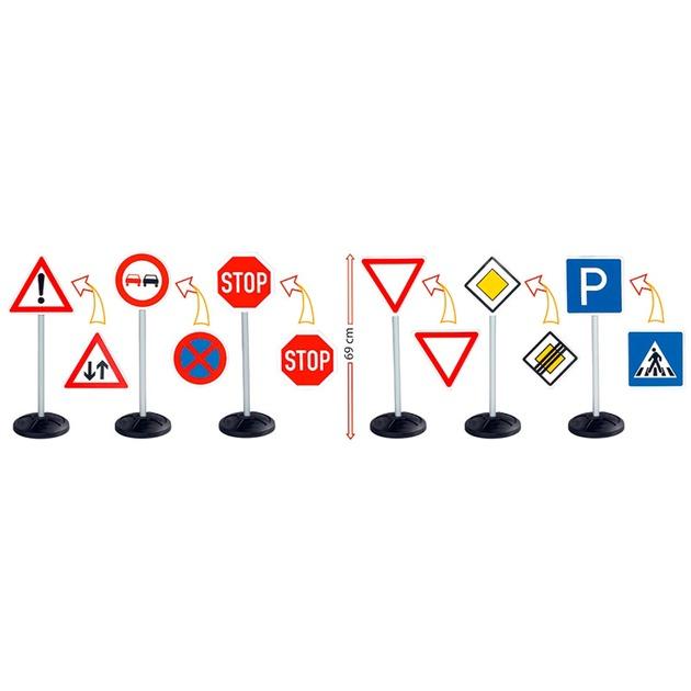 Señales de tráfico, Mega Set