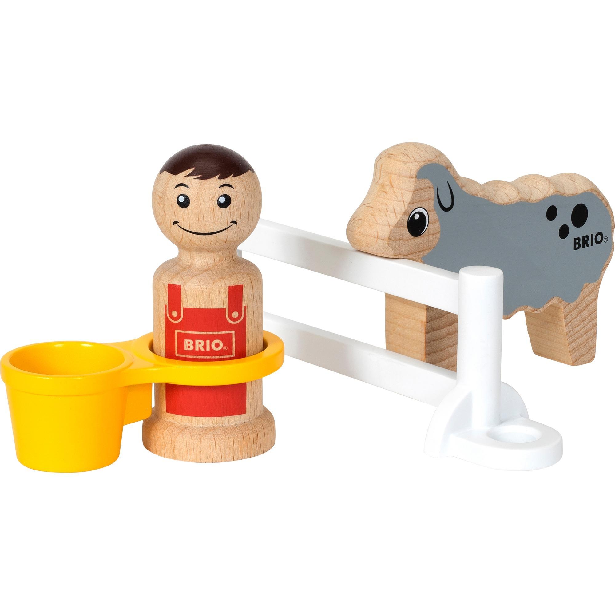 30399 Granjero con oveja, Juegos de construcción