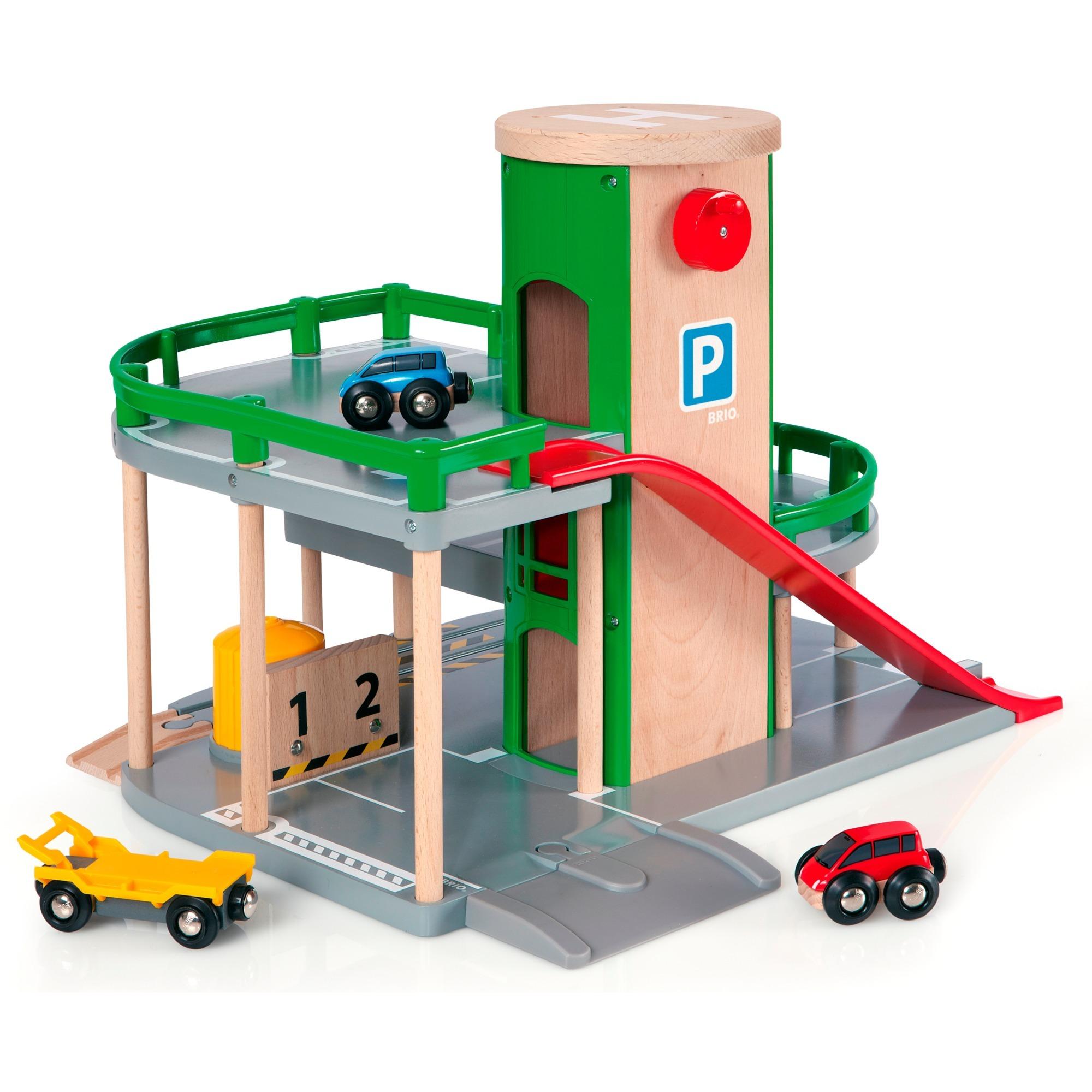 33204 Aparcamiento para vehículos, Juego de construcción