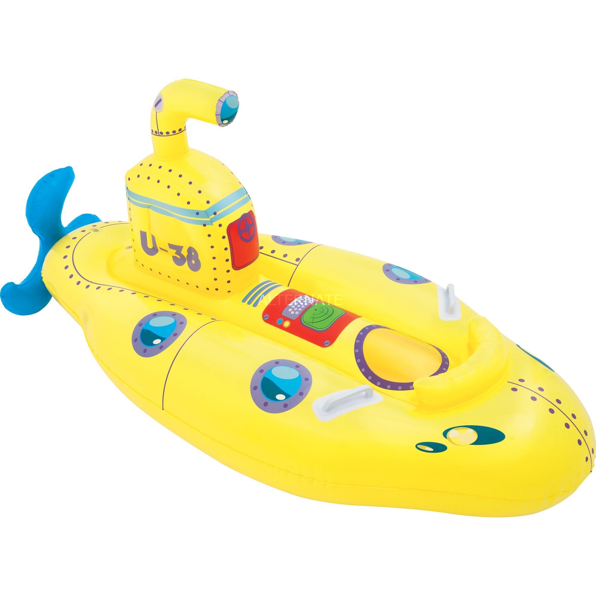41098 flotador para piscina y playa Multicolor Colchoneta Vinilo, Animal flotante