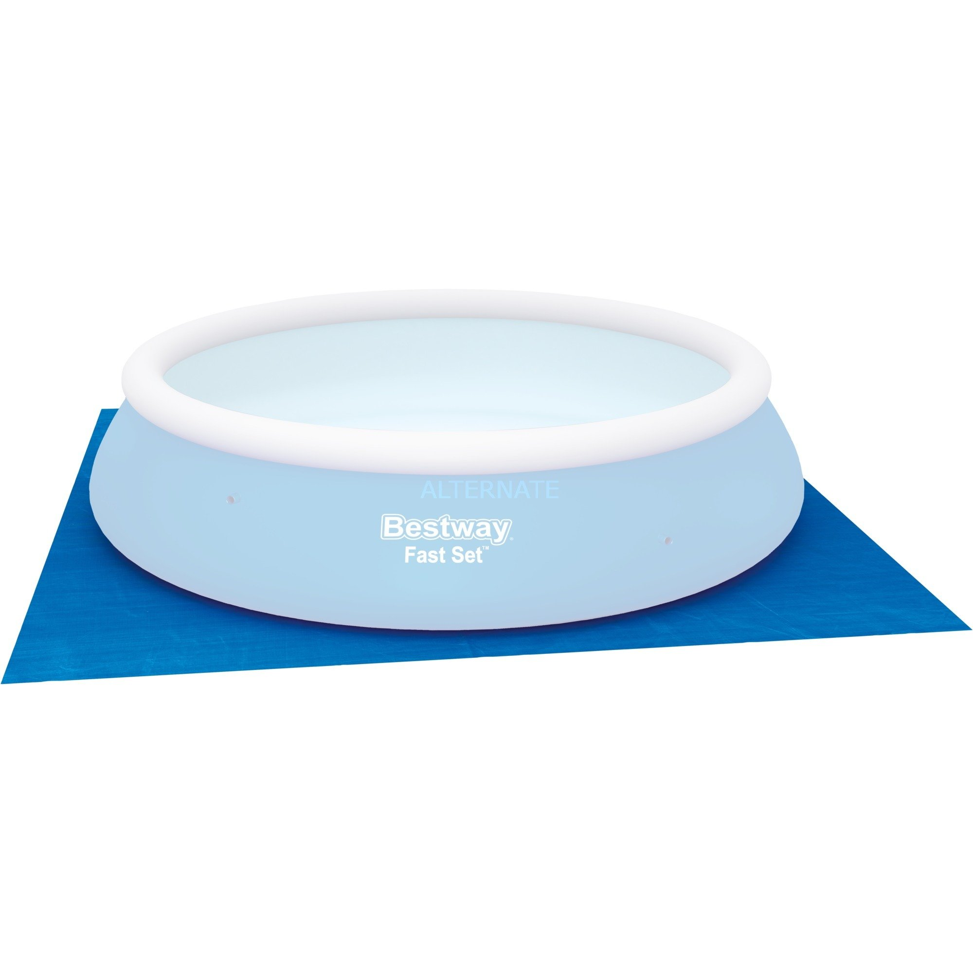 58002 accesorio para piscina Lona de suelo, Plancha de suelo