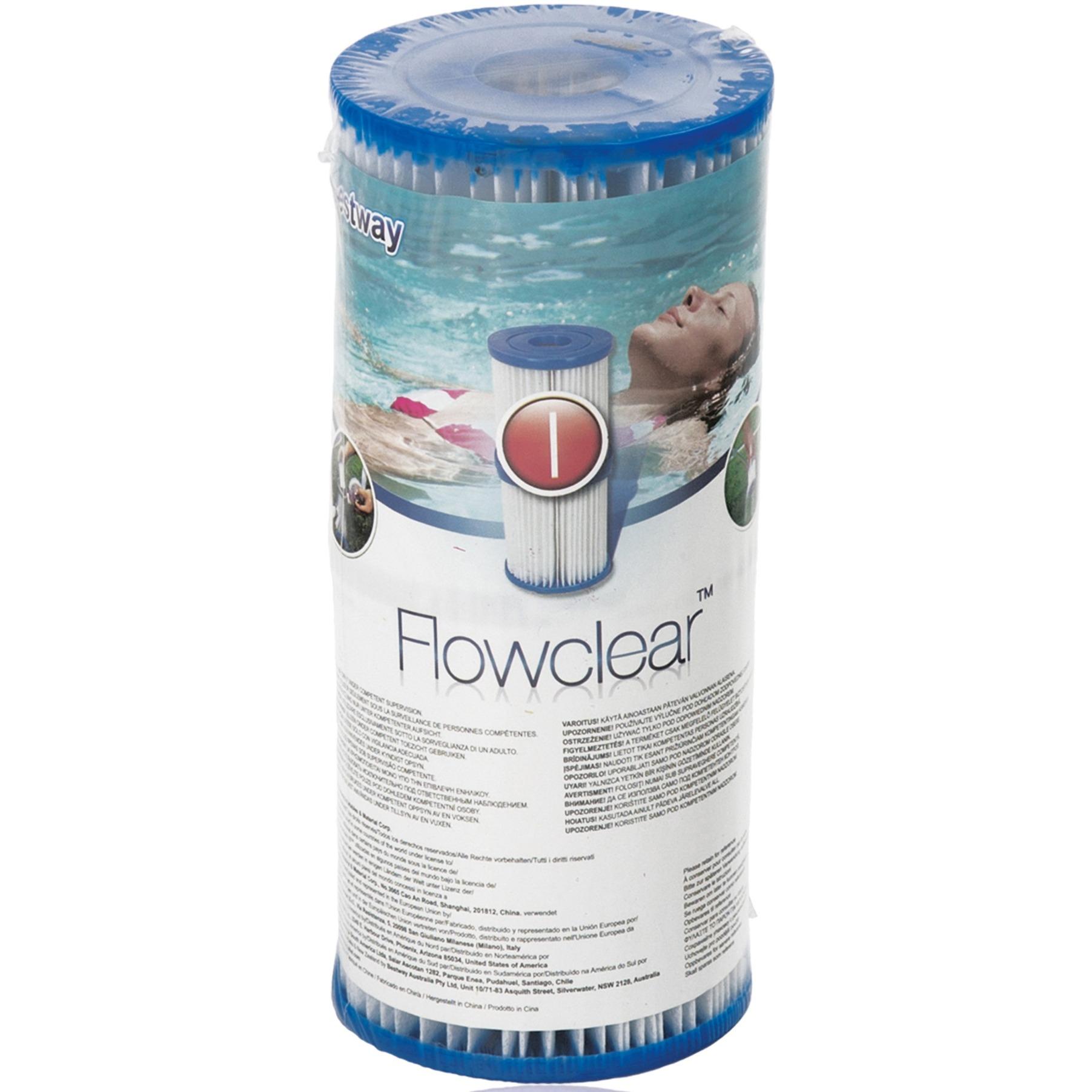 58093 accesorio para piscina Cartucho de bomba de filtración, Material del filtro