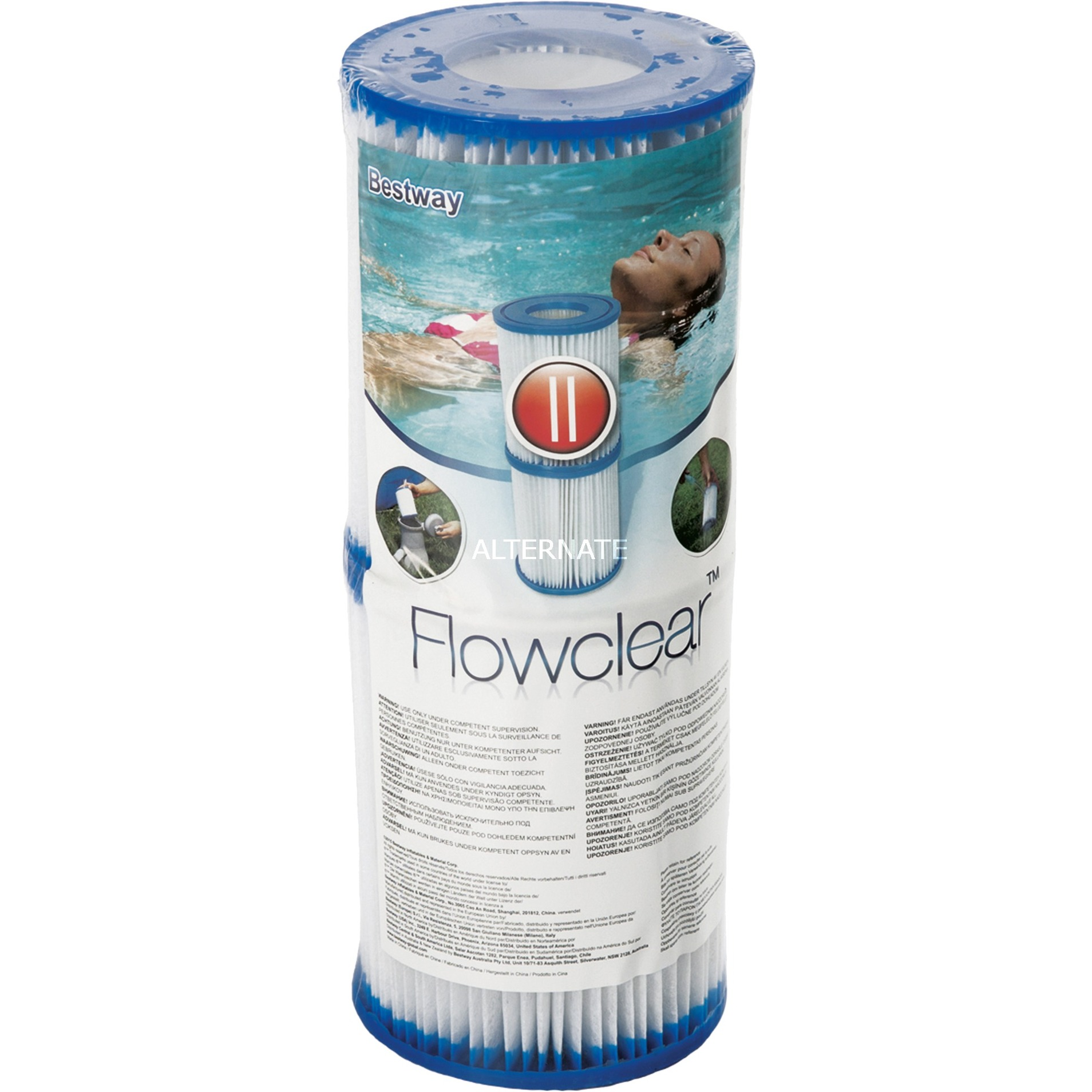 58094 accesorio para piscina Cartucho de bomba de filtración