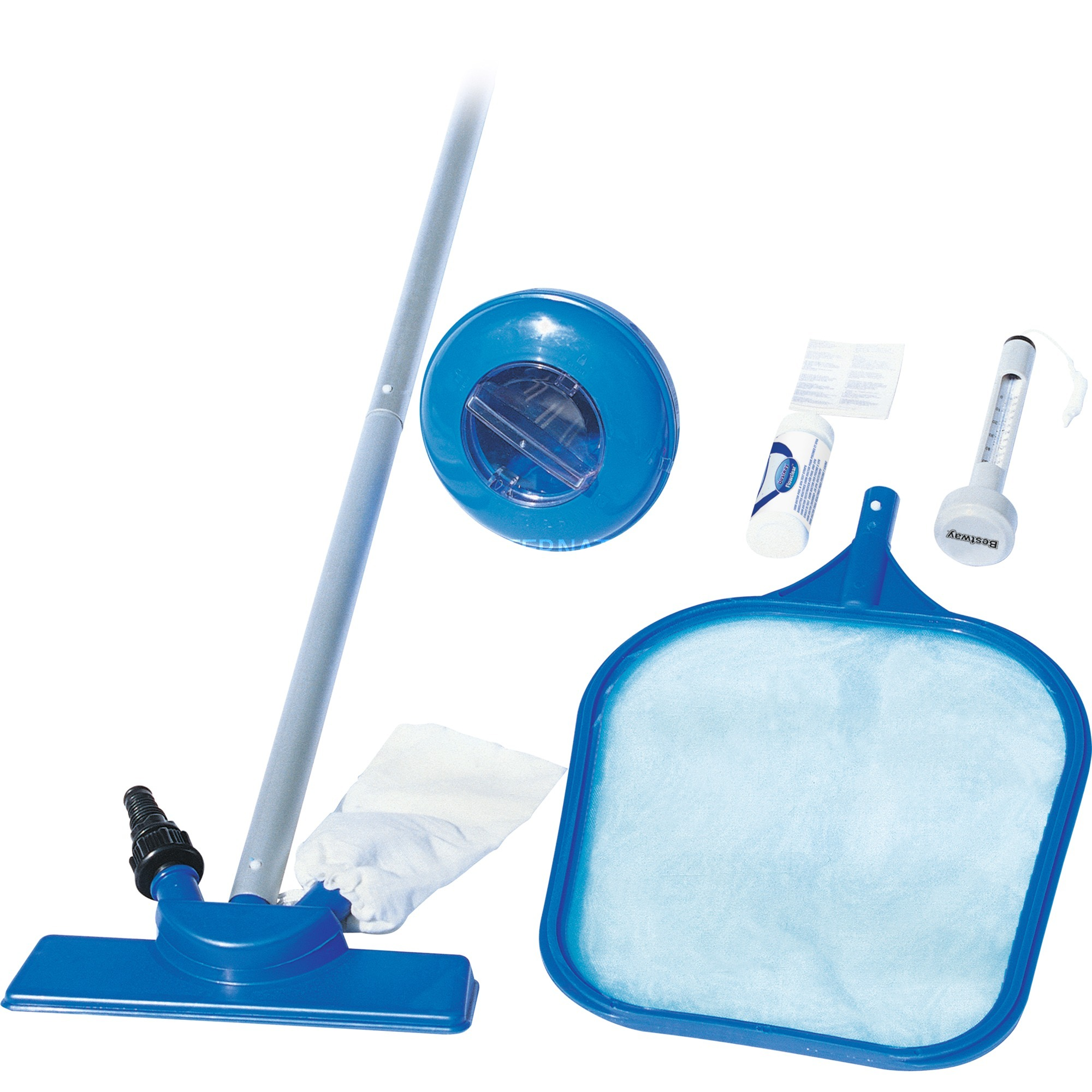 58195 Kit de reparación accesorio para piscina, Red