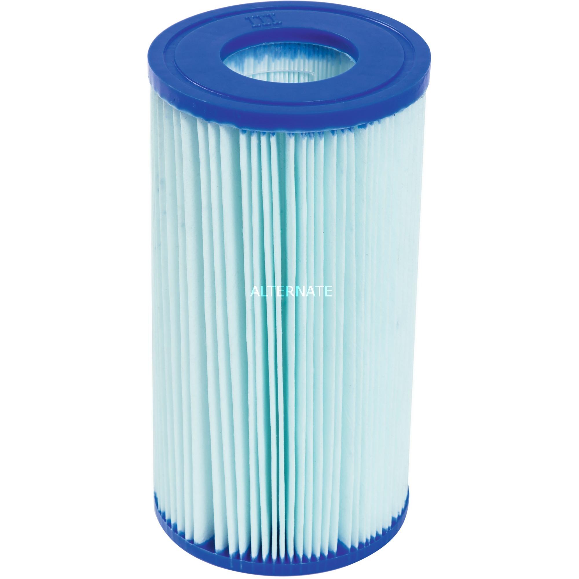 58476 Cartucho de bomba de filtración accesorio para piscina, Material del filtro