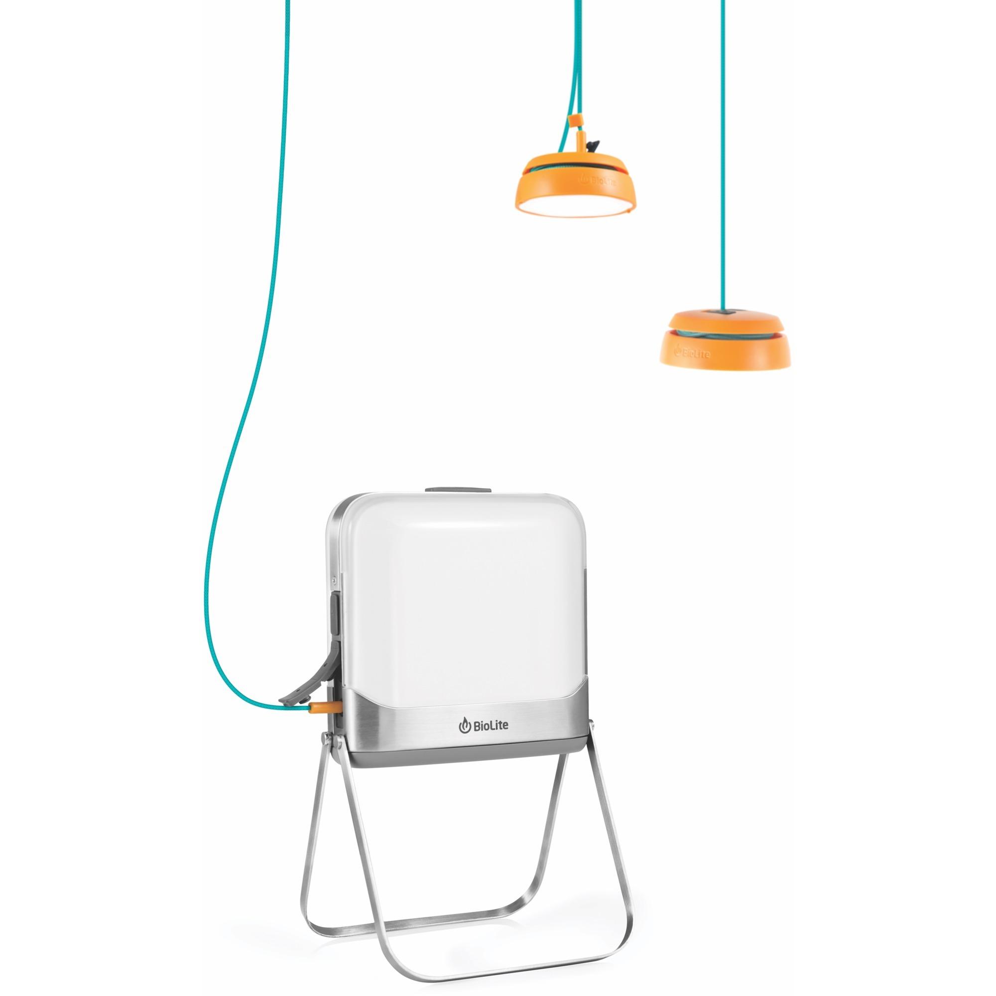 BaseLantern XL Linterna de camping a pilas Puerto USB, Luz de LED