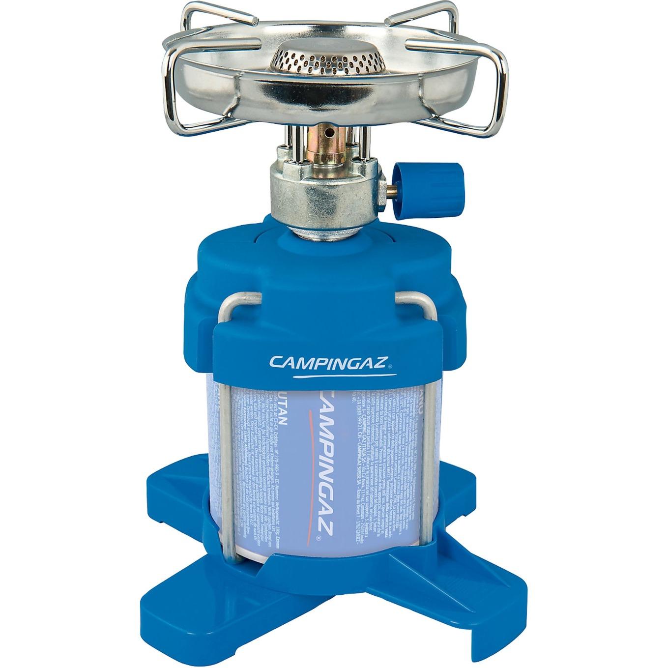 2000010439 370g Azul Manguera de gas accesorio para hornillo de camping, Cocina de gas