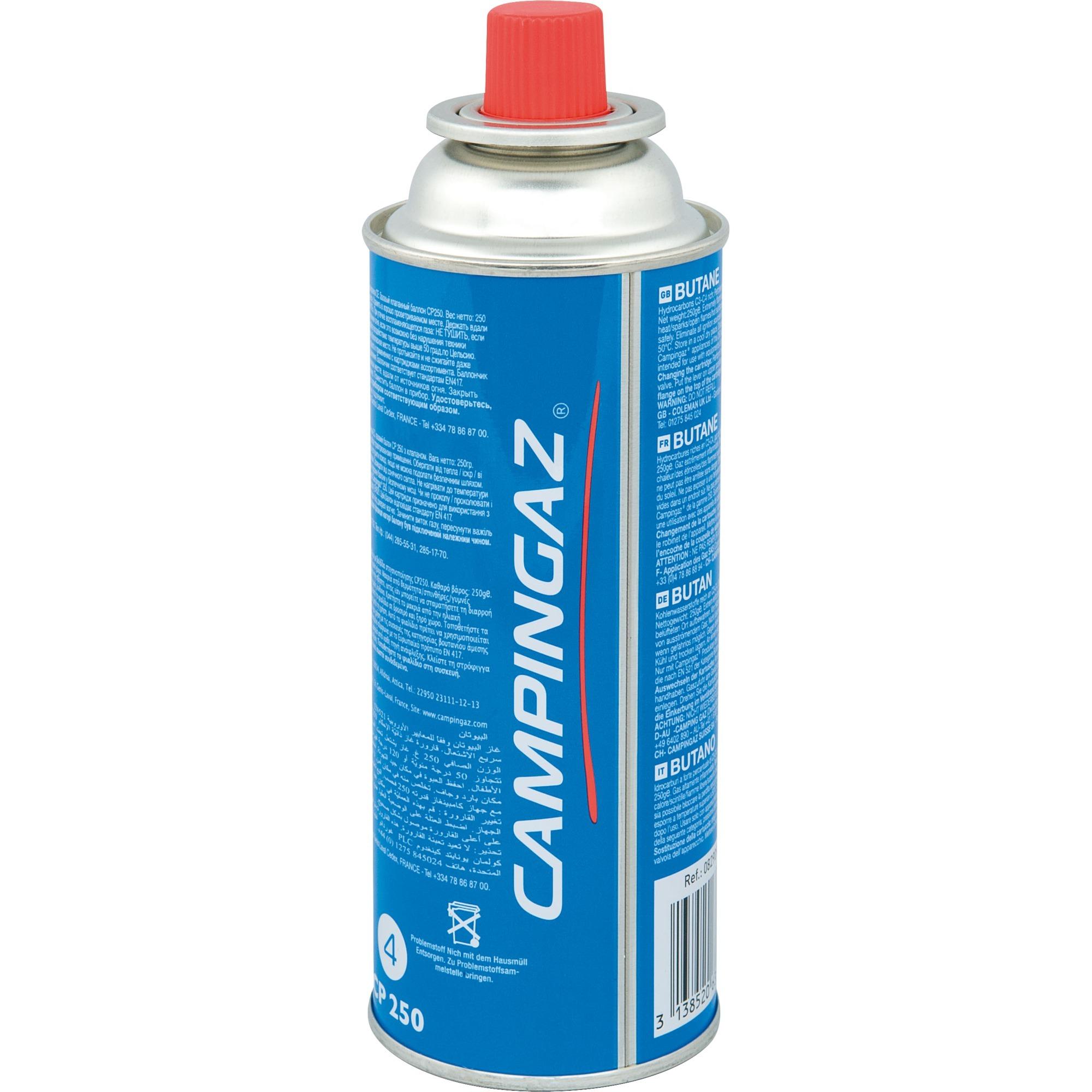 2000022380 250g Isobutano Cilindro (rellenable) cartucho y cilindro de gas