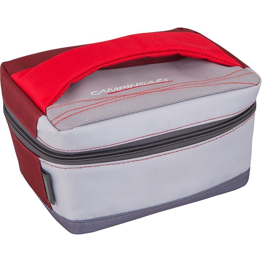 2000024776 bolsa térmica Gris, Rojo 2,5 L, Bolso más fresco