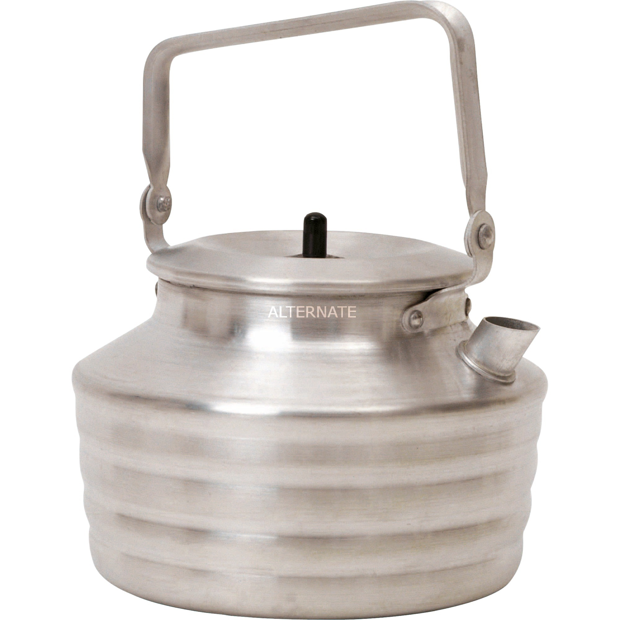 202027 Tetera 1.3L Aluminio utensilio de cocina para camping, Olla