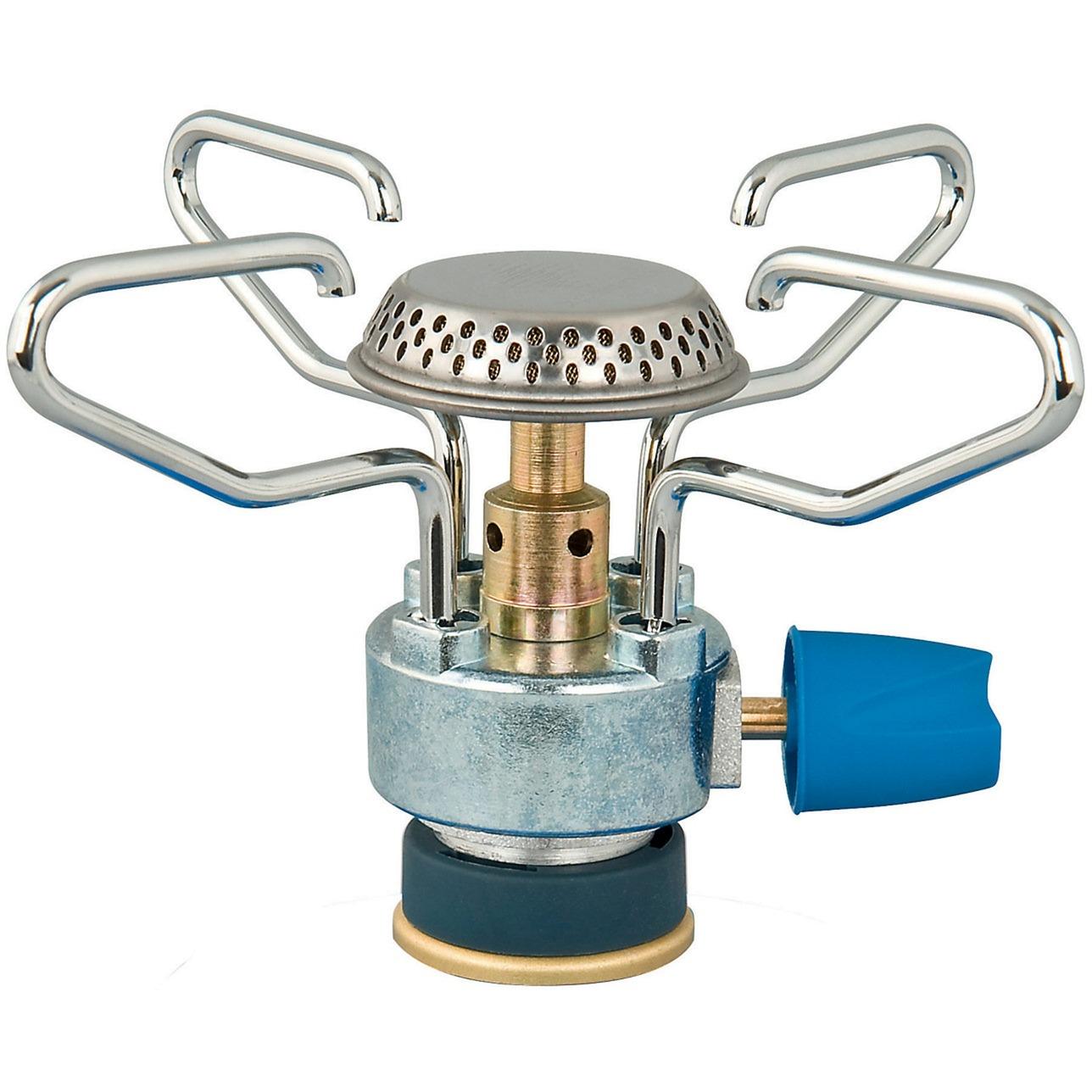 204185 180g Azul, Metálico Bomba de combustible accesorio para hornillo de camping, Cocina de gas