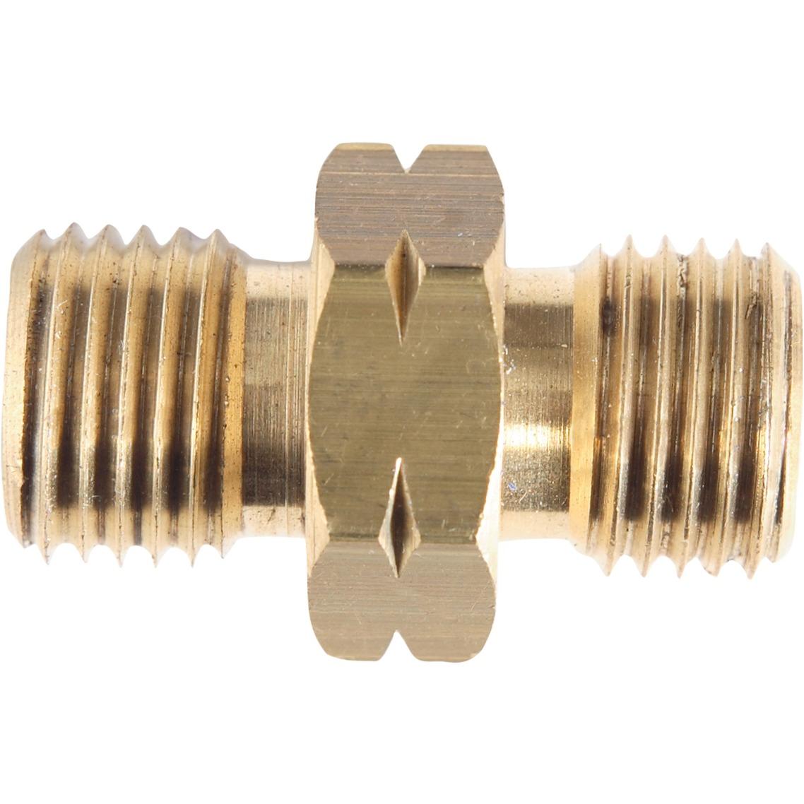 32429 accesorio para manguera Conector de manguera Latón 1 pieza(s), Conexión