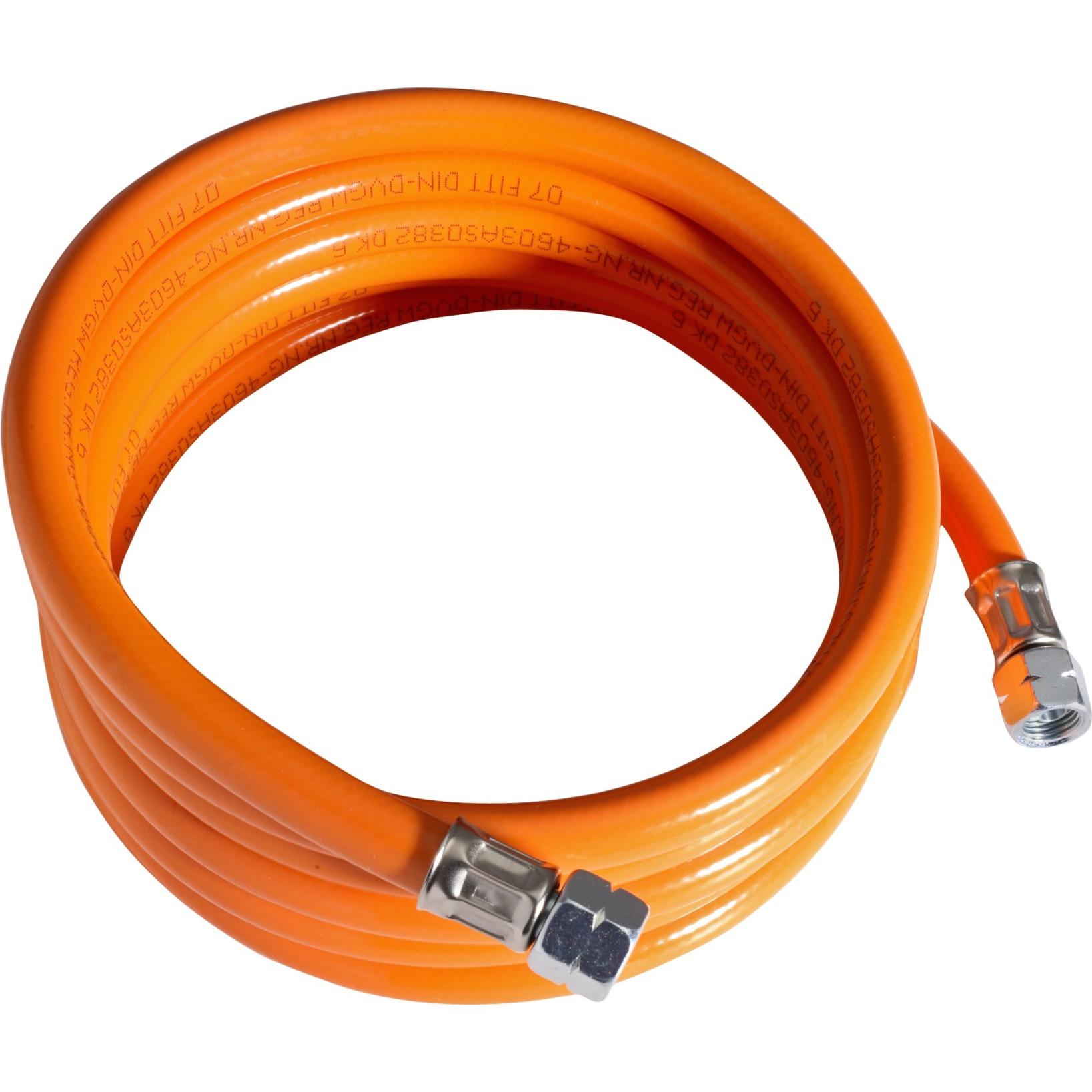 32440 0.8m Naranja manguera de compresores de aire