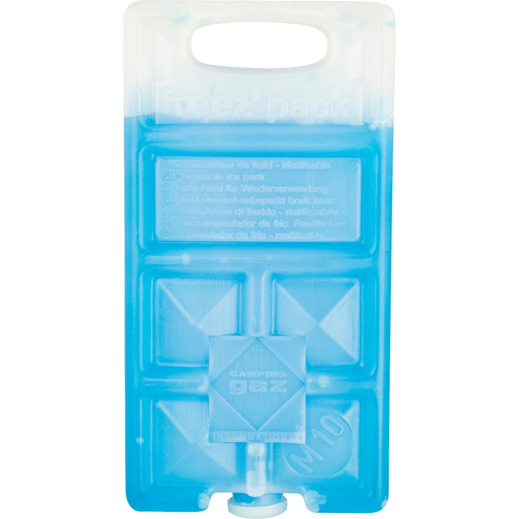 9377 bolsa de hielo, Elemento refrigerante
