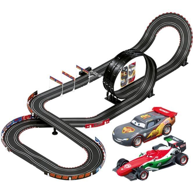 95928d9233 Carrera 20062385 pista para vehículos de juguete, Pistas de carreras Carrera,  Multicolor, 6 año(s), Caja, 1910 mm, 930 mm