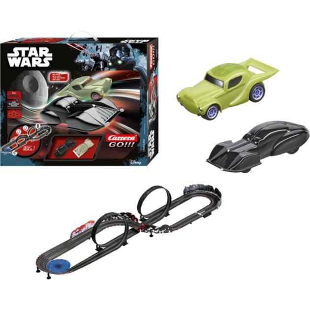 Carrera GO - Circuito Star Wars