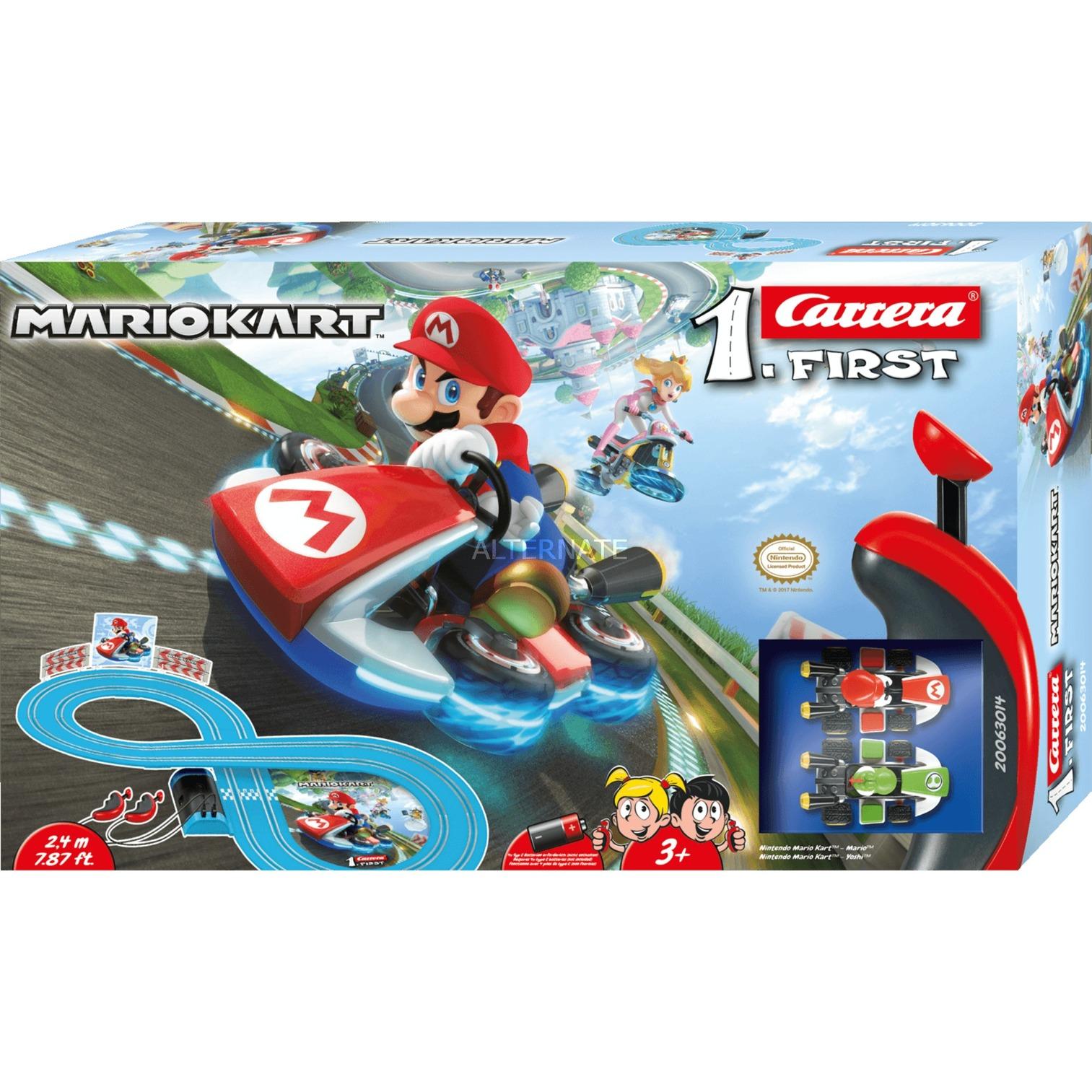 20063014 pista para vehículos de juguete, Pistas de carreras