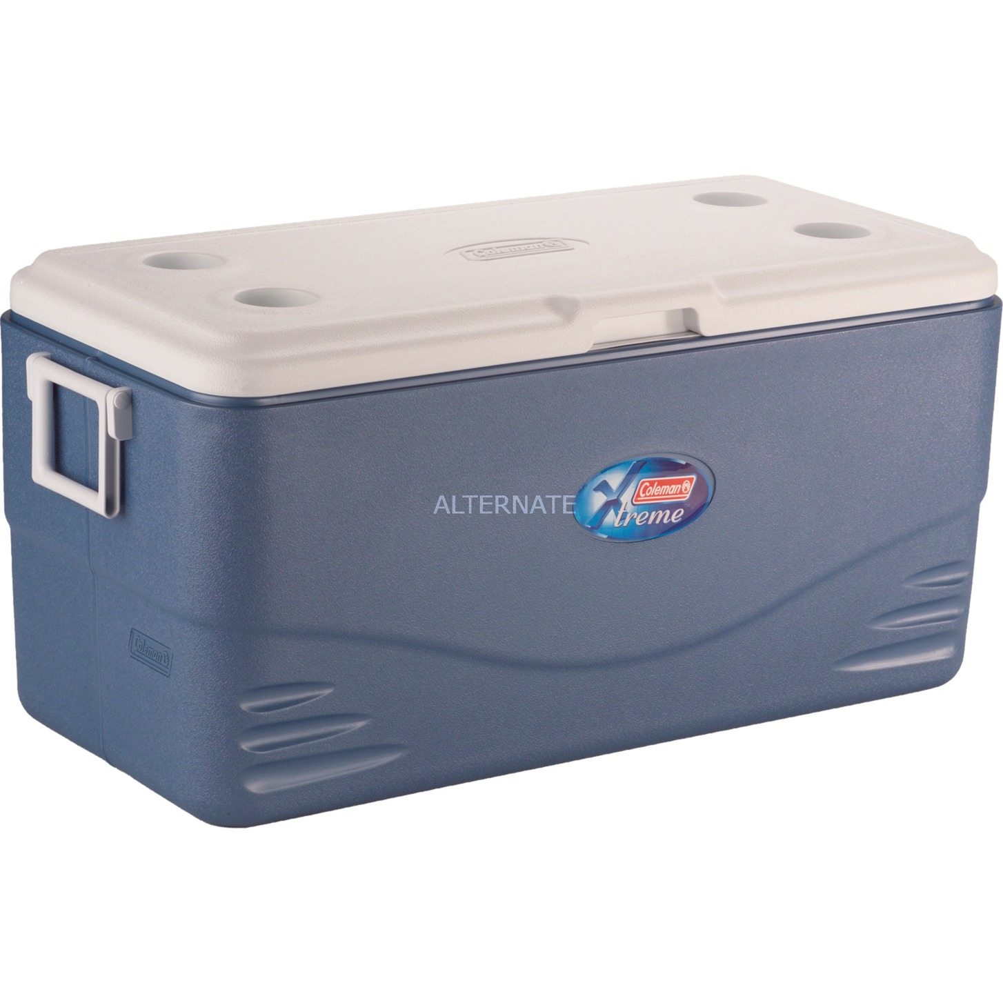 100 QT Xtreme nevera portátil Azul, Gris 90 L