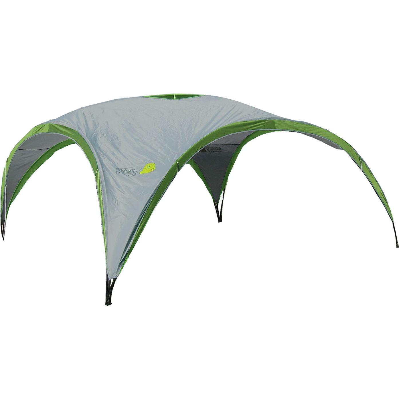 2000025508 Verde, Gris toldo y carpa para camping, Pabellón