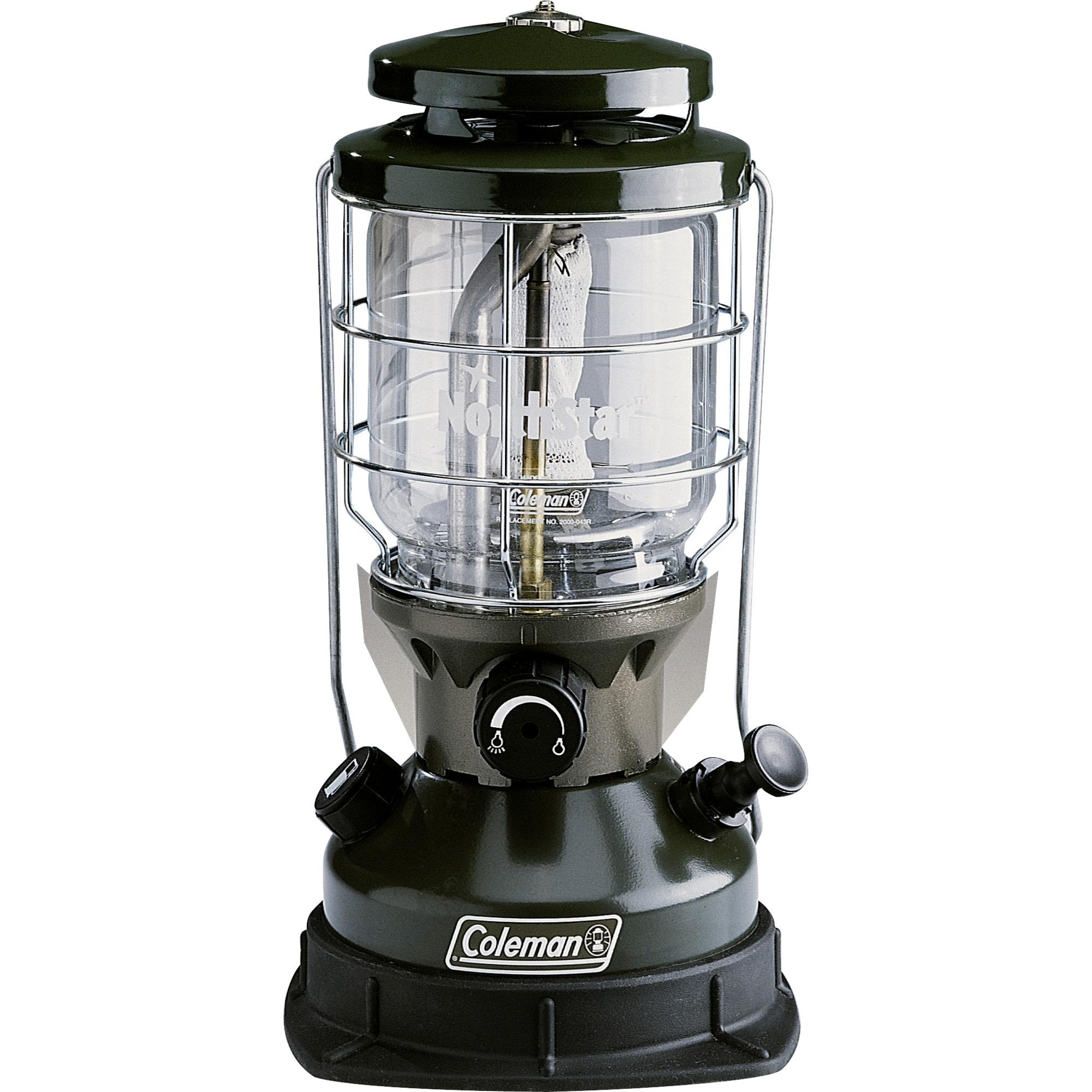 2000-750E, Lámpara de gas