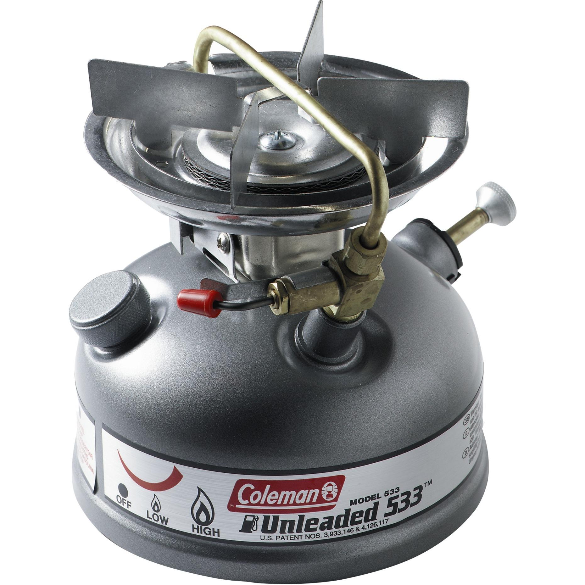 Unleaded Sportster II, Cocina de gas