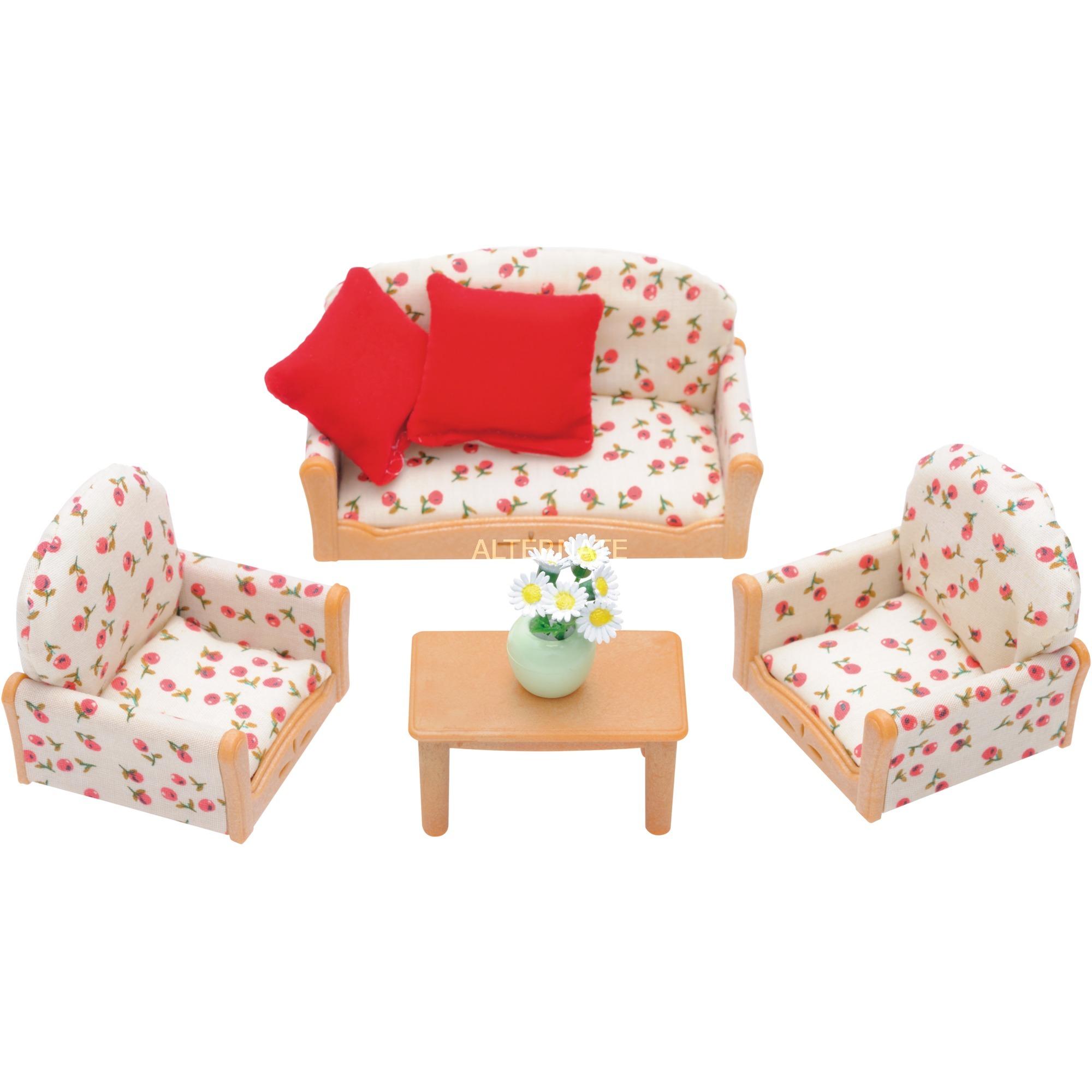 4464 Juego de muebles accesorio para casa de muñecas, Juegos de construcción