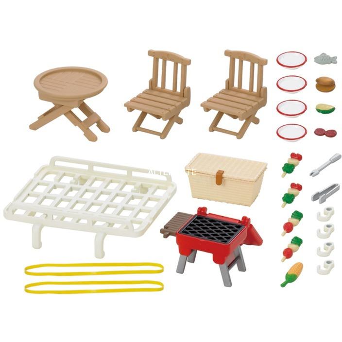 5048 accesorio para casa de muñecas, Juegos de construcción