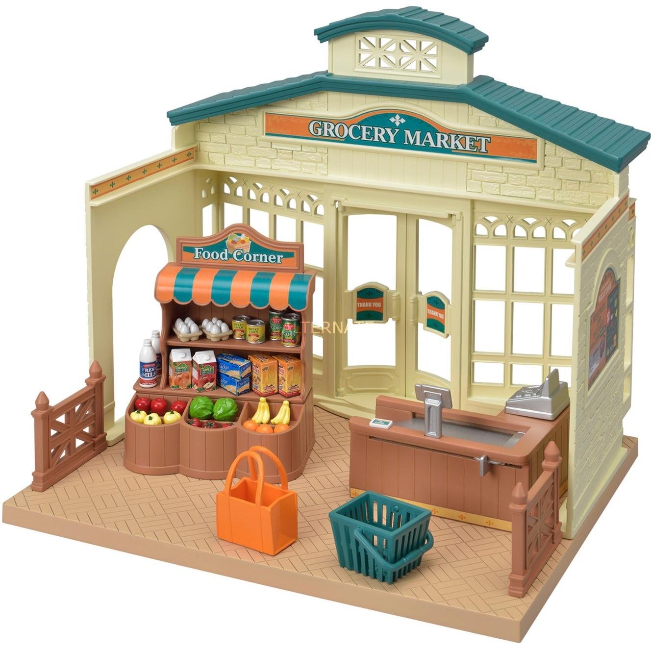Sylvanian Families - Supermercado