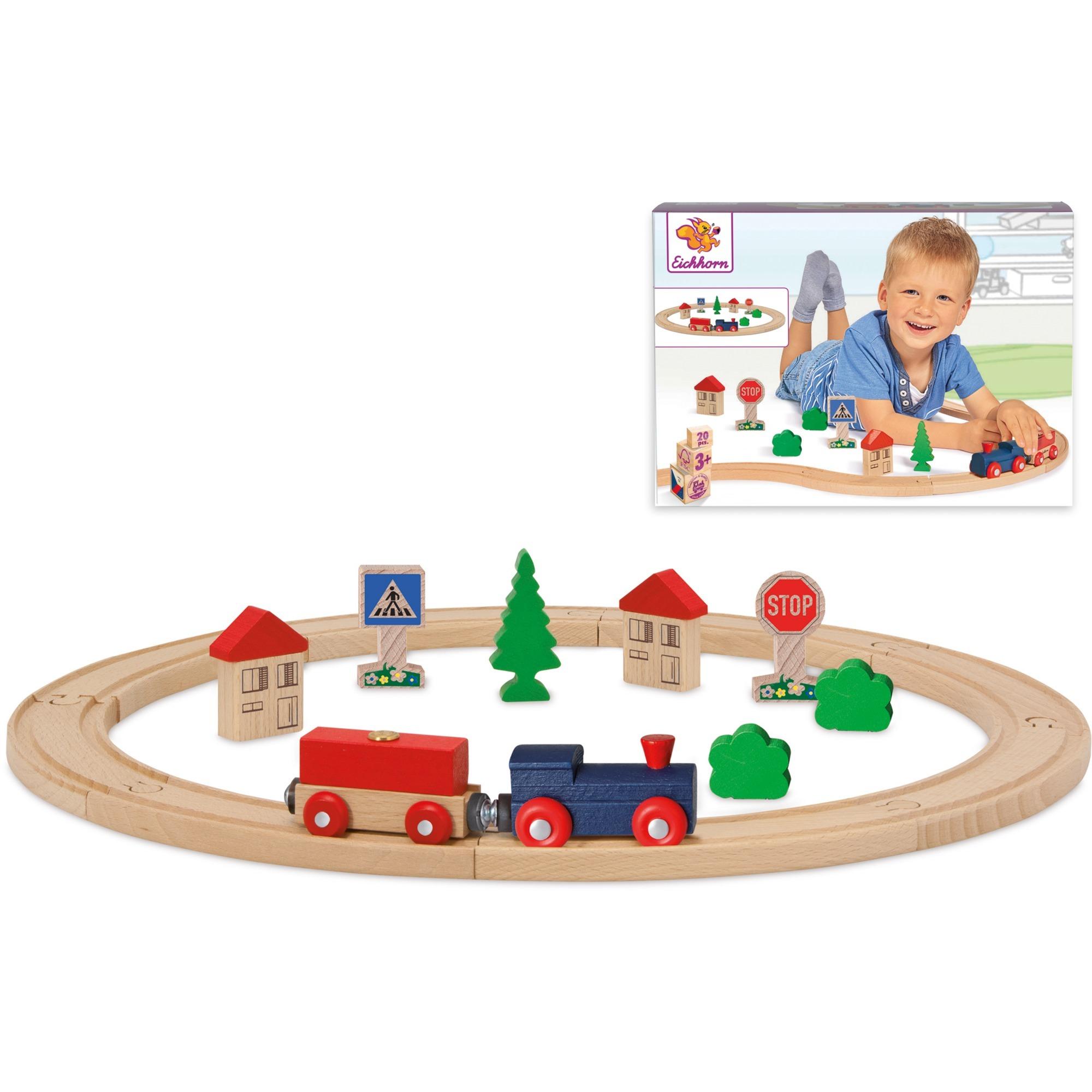 100001260, Ferrocarril