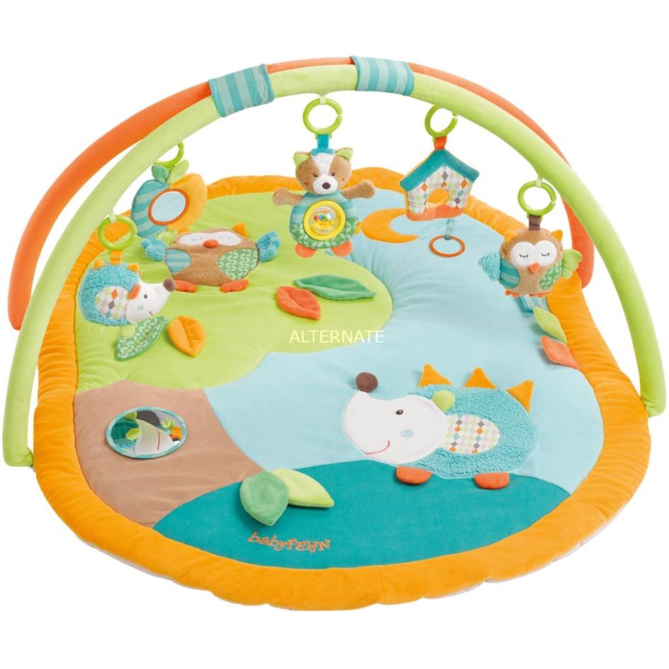 071559 gimnasio para bebé y tapete de juego Manta de juegos para bebés Multicolor, Gimnasio de actividades/Alfombra