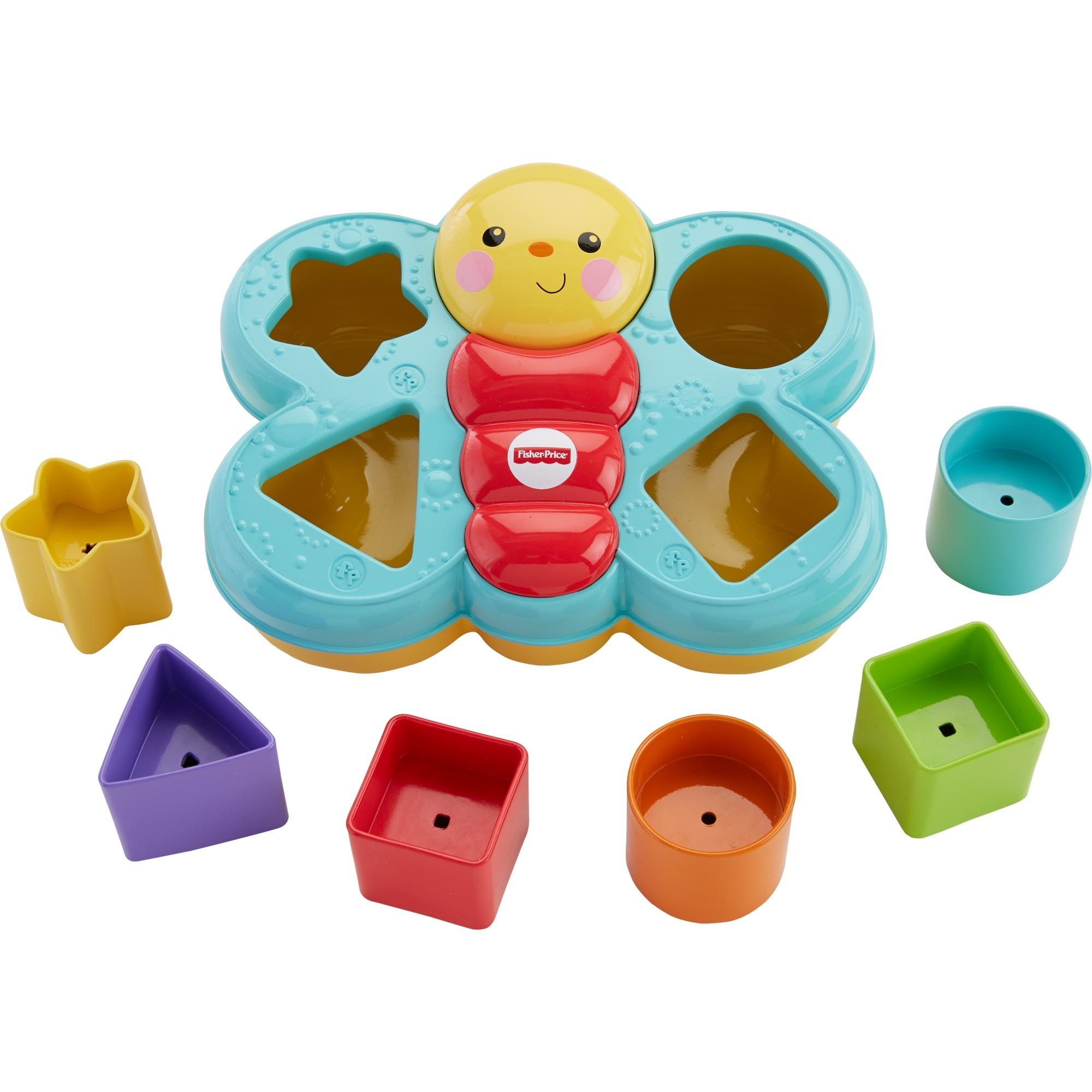 Everything Baby CDC22 Multicolor De plástico juguete de habilidad motora, Juego de destreza