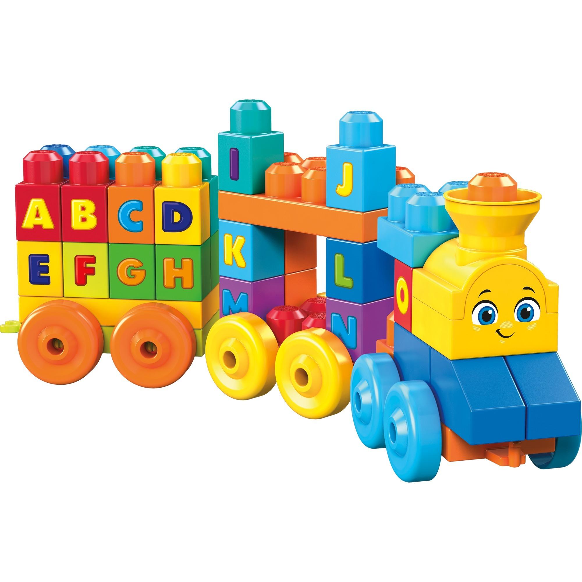 6d4915acc Fisher-Price FWK22 bloque de construcción de juguete, Juegos de construcción  Multicolor, 50 pieza(s), Carta, Preescolar, Niño/niña, 0,5 año(s)