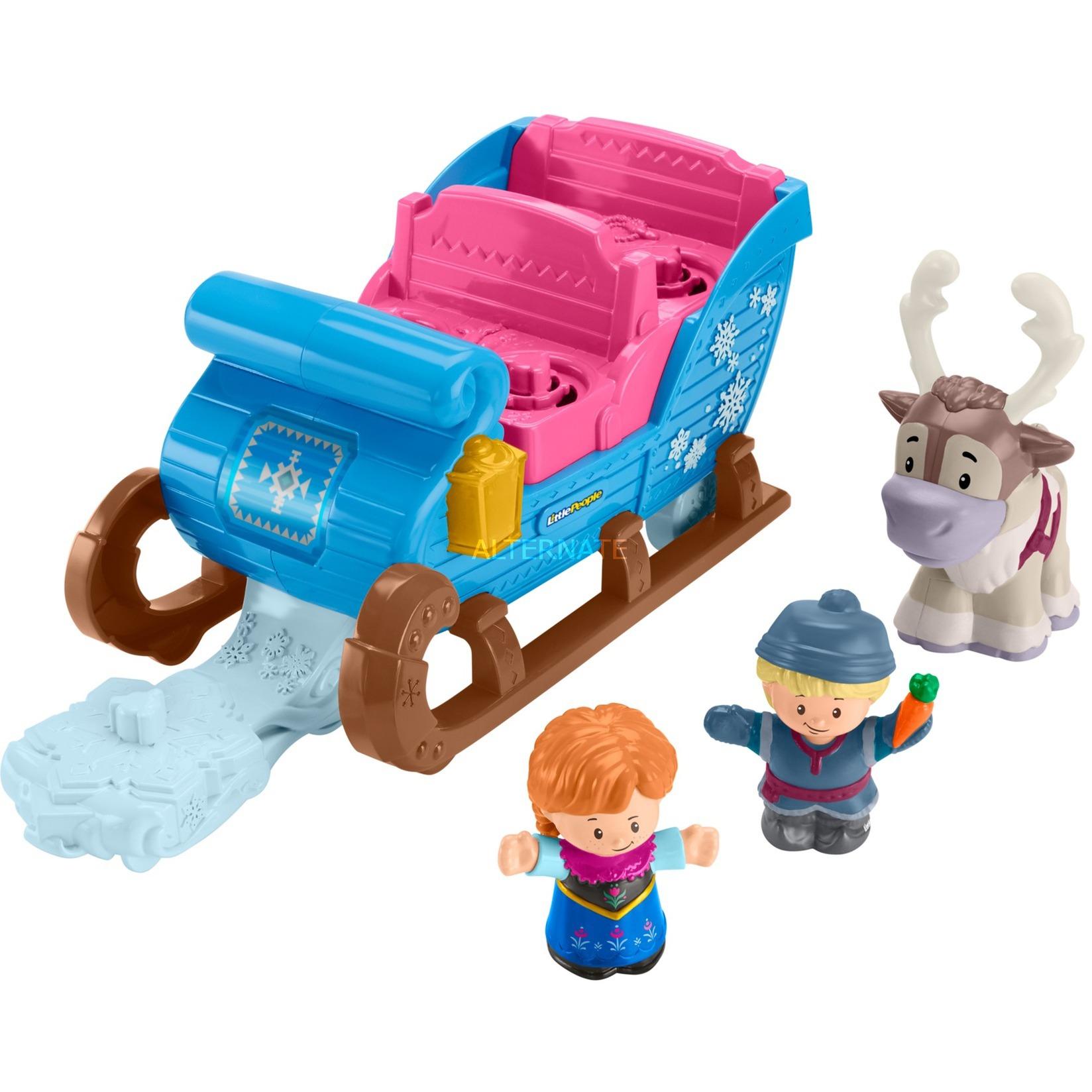 GGV30 kit de figura de juguete para niños, Muñecos