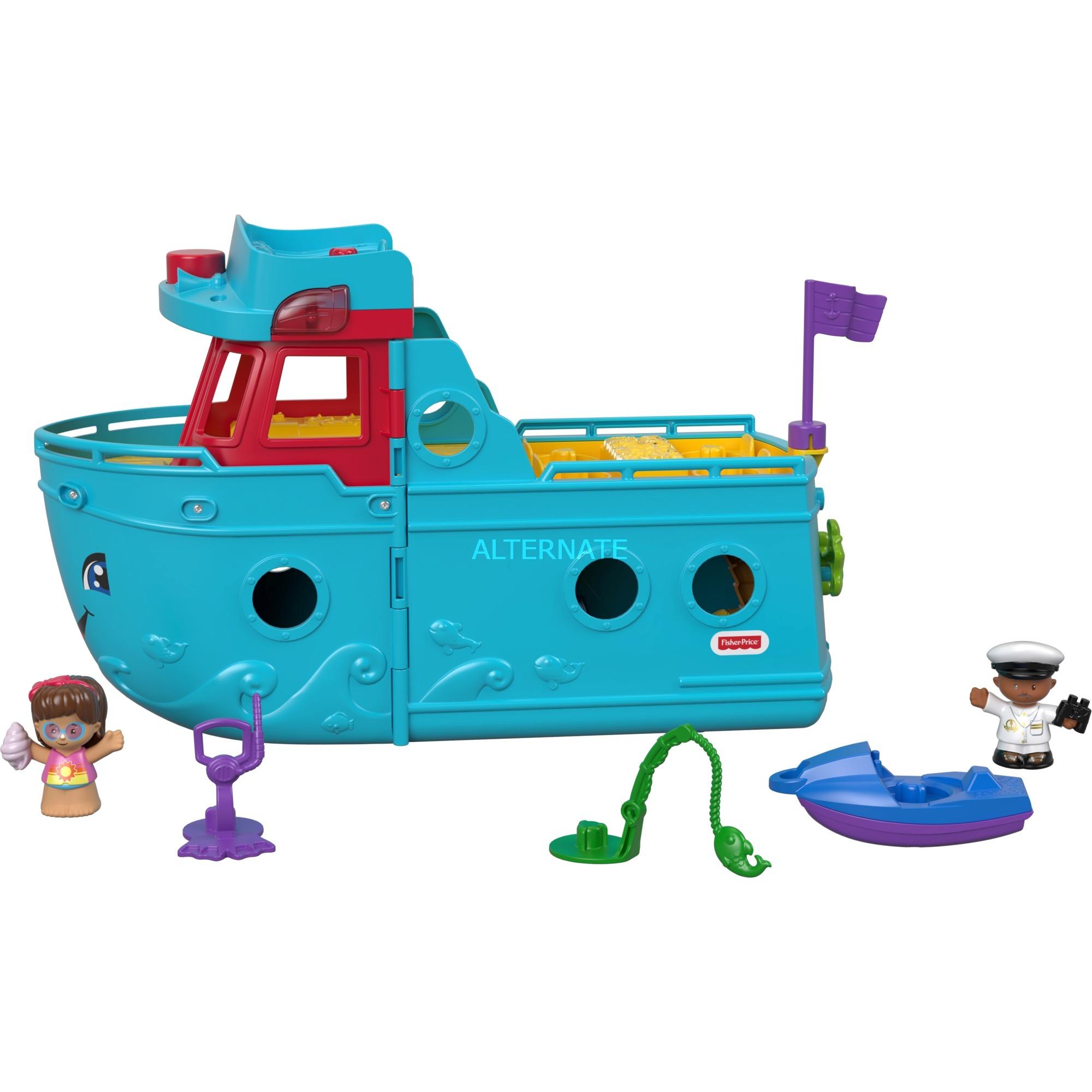 Little People FXJ47 vehículo de juguete De plástico