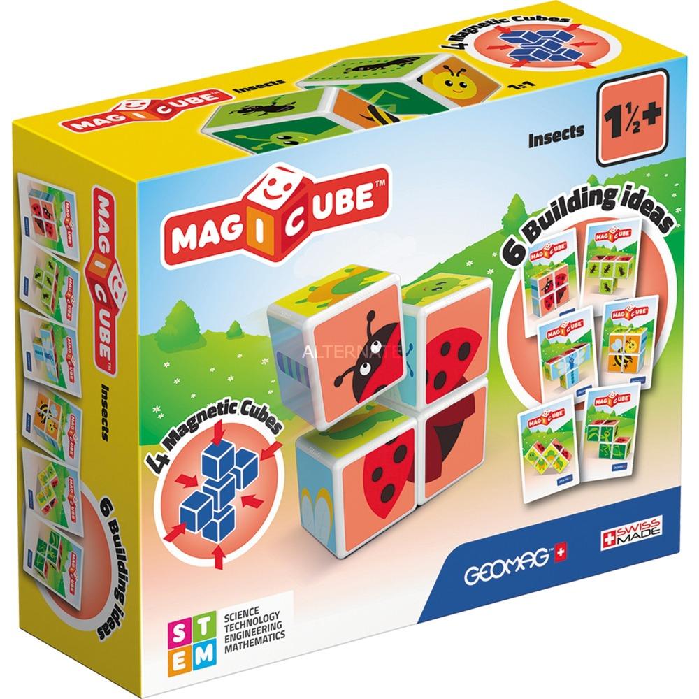 MagiCube GM121 bloque de construcción de juguete, Juegos de construcción
