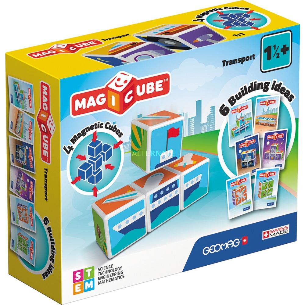 MagiCube GM122 bloque de construcción de juguete, Juegos de construcción