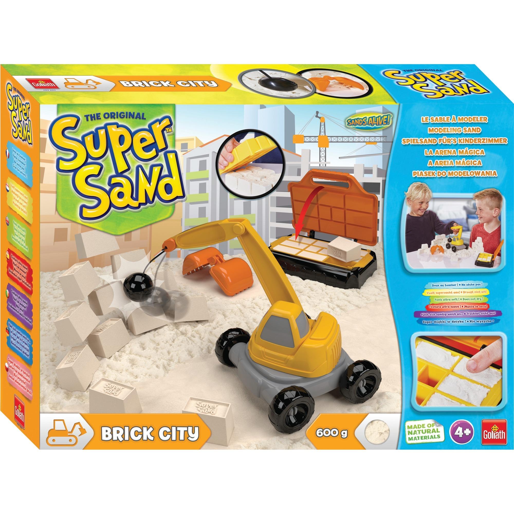 Super Sand - Ciudad y Ladrillos