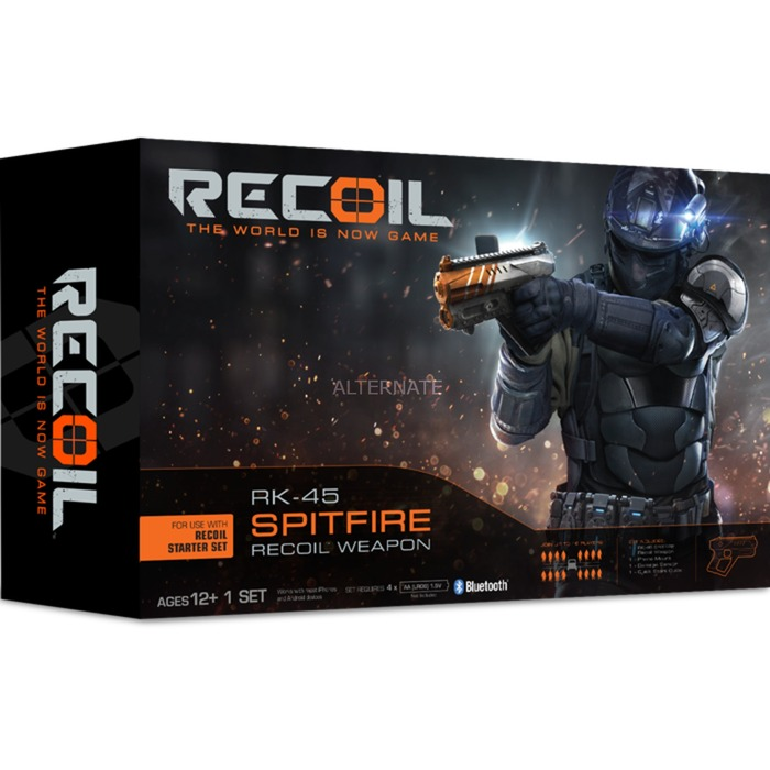 Recoil - Pistola Spitfire RK-45