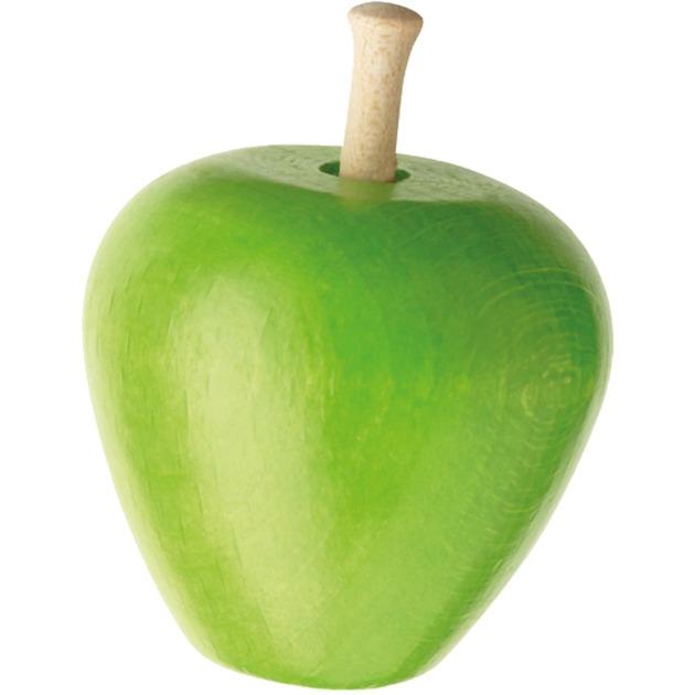 001347 Verde, Madera figura de juguete para niños, Supermercado