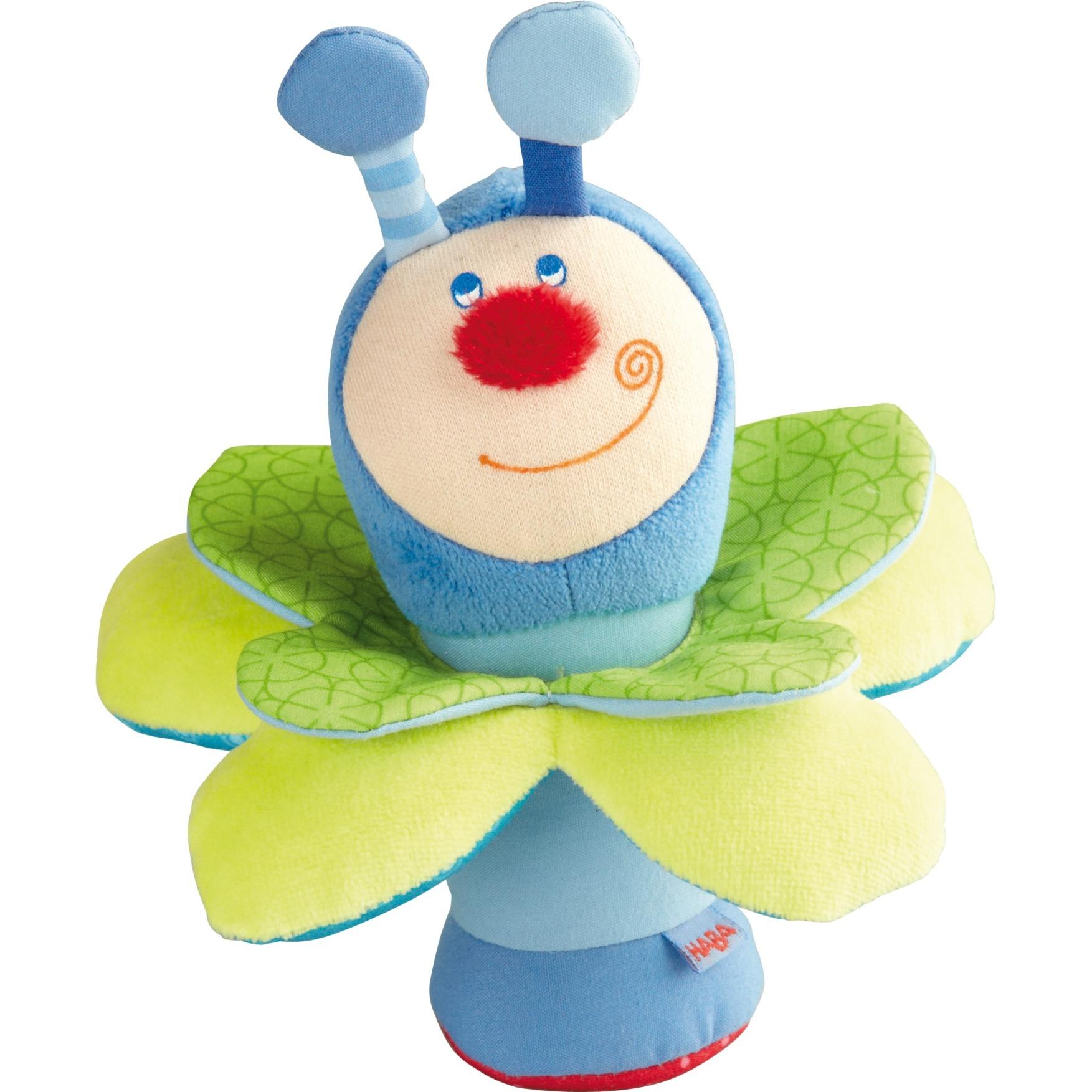 002148 Escarabajo de juguete Multicolor Algodón, Poliéster, Juego de destreza