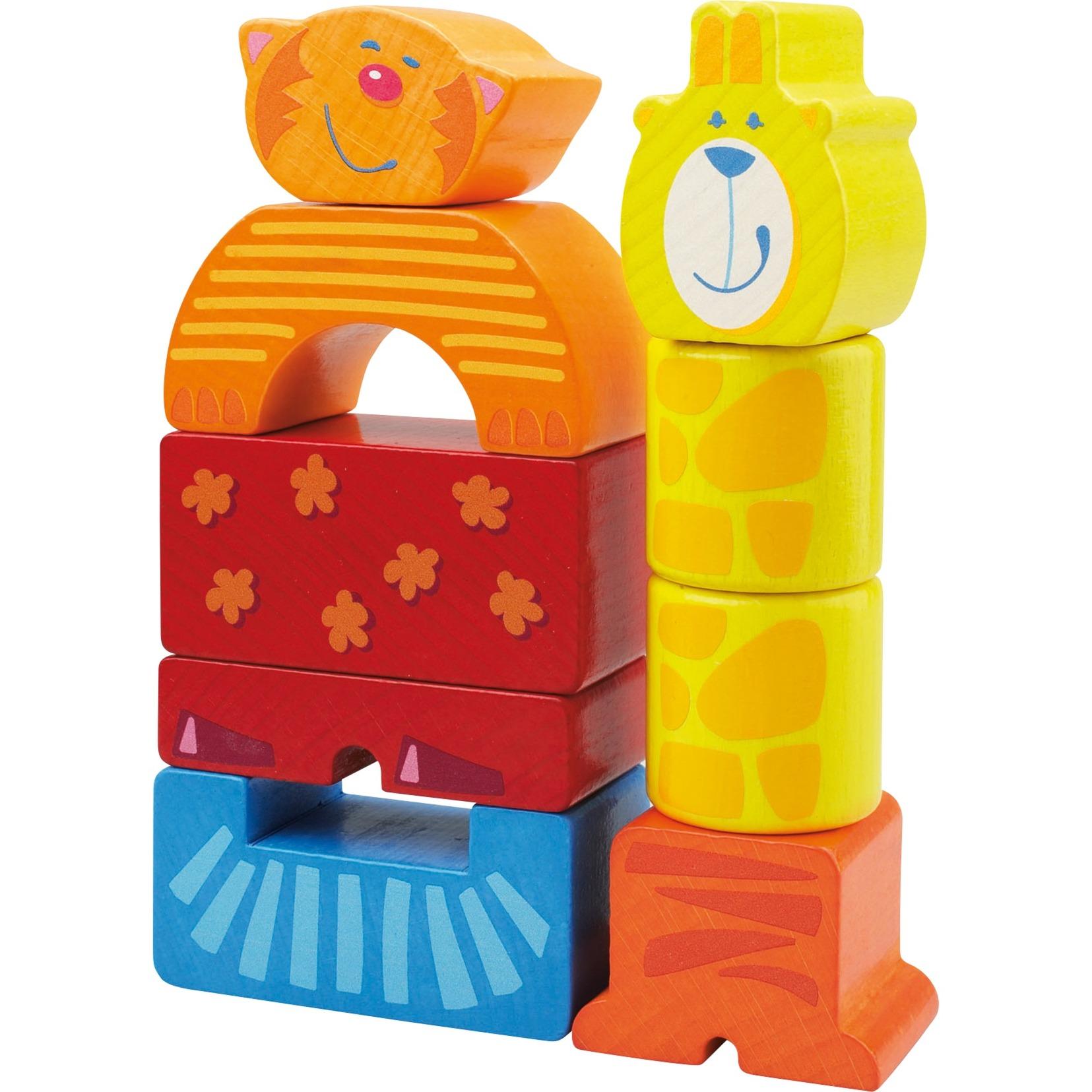 002356 9pieza(s) bloque de construcción de juguete, Bloques de construcción