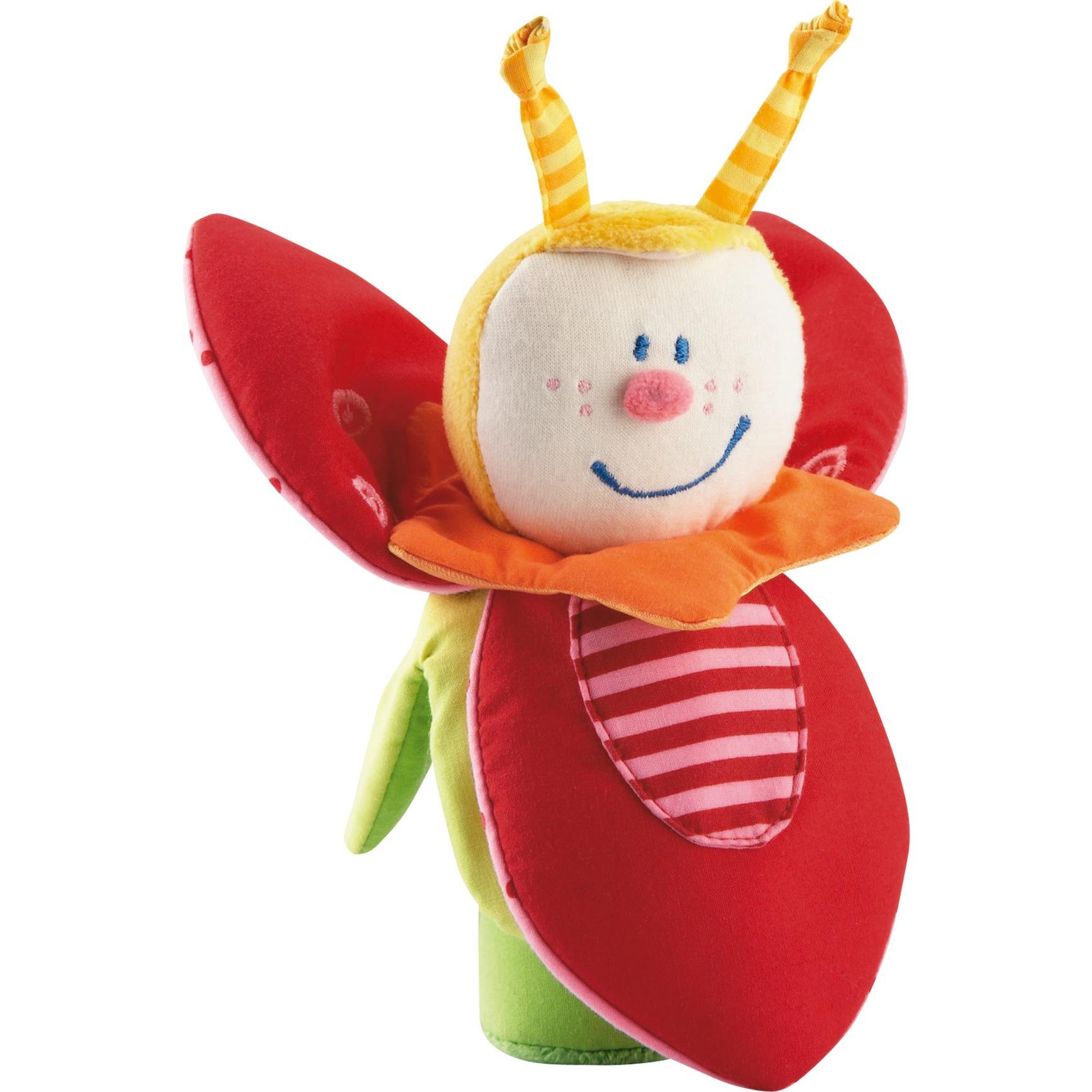 003727 Escarabajo de juguete Poliéster Verde, Rosa, Rojo juguete de peluche, Juego de destreza