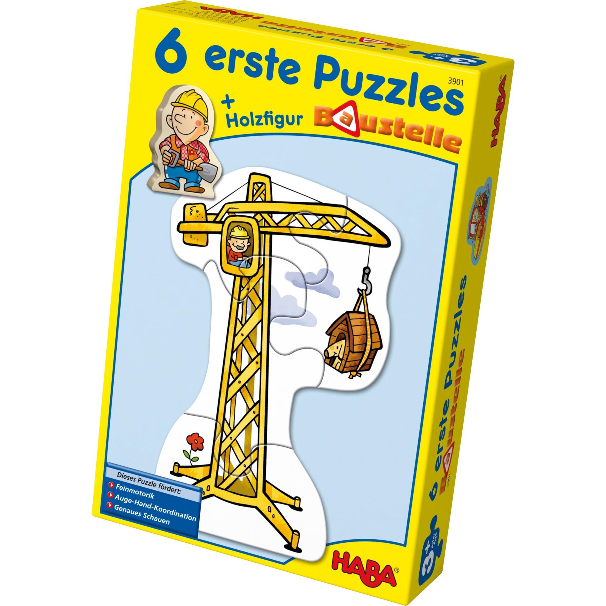 003901 18 pieza(s), Puzzle